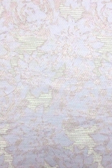 Novelty Metallic Cotton Jacquard0