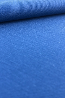 7oz Sanded Cotton Twill in Royal Blue 0