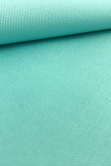 Flat Cotton Twill in Aqua0