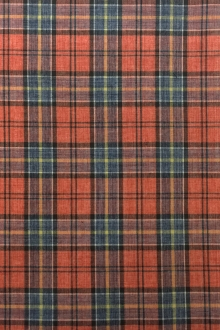 Japanese Woven Cotton Plaid0