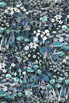 Liberty of London Cotton Lawn Floral Print 0