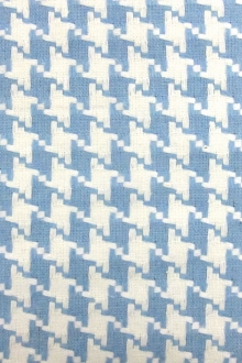 Silk Houndstooth0