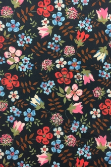 Liberty of London Cotton Lawn Floral Print0