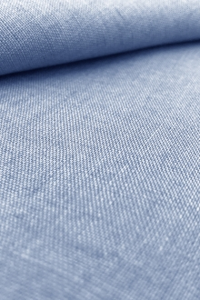 Austrian Light Weight Linen in Light Blue0