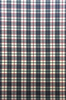 Italian Cashmere Summer Mini Plaid0