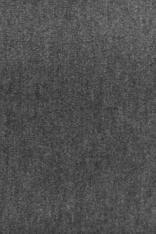 Poly Viscose Blend Knit in Dark Grey0