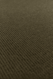 Poly Viscose Blend Knit in Olive0