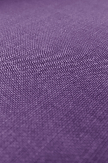 Italian Lightweight Linen in Purple0