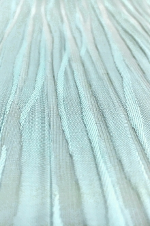 Wide Width Polyester Ripple Cloth in Florite0