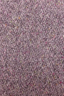 Metallic Wool Tweed0