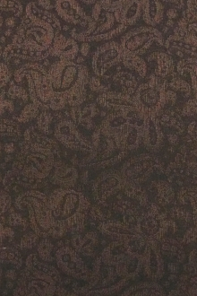 Silk Metallic Jacquard0