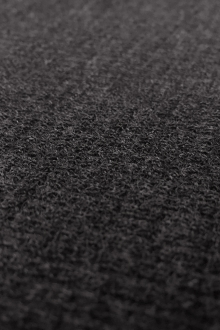 Austrian Wool Thermal Knit in Charcoal0