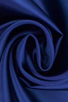 Tahari Stretch Polyester Charmeuse in Royal Blue0