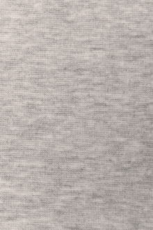 Japanese Cotton Lyocell Ultima Jersey in Light Heather Grey0
