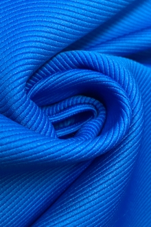 Polyester Faille in Cobalt0