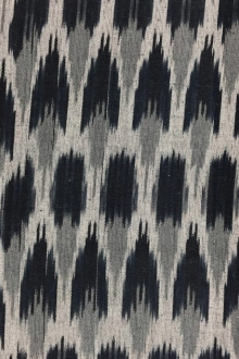 Cotton Ikat 0
