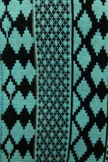 Cotton Doubleface Native Brocade0