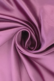 Silk Duchesse Satin in Lilac0