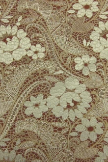 Metallic Brocade0