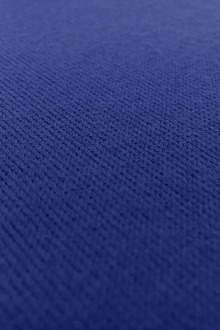 Poly Viscose Blend Knit in Ultramarine0