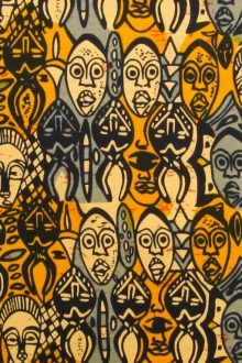African Cotton Print0