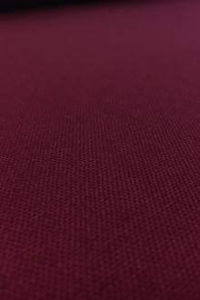 10oz Organic Cotton Canvas in Plum0