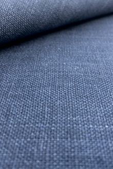 Denim Blue Linen Upholstery0
