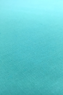 Linen Cotton Blend in Aqua0