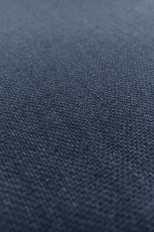 Midweight Linen in Officer Navy0