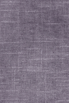 Metallic Linen Cotton Blend in Eclipse0