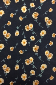 Liberty of London Cotton Lawn Anemone Flower Print0