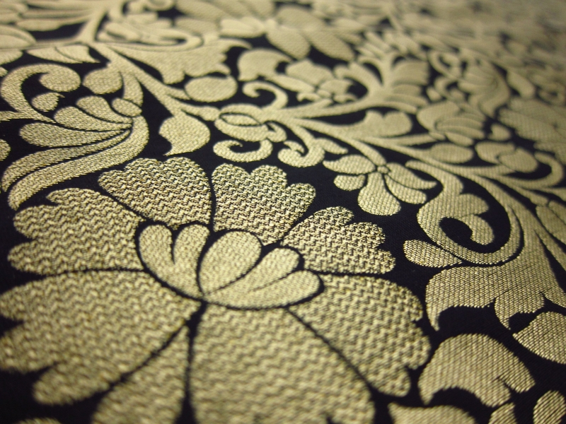 Metallic Brocade2
