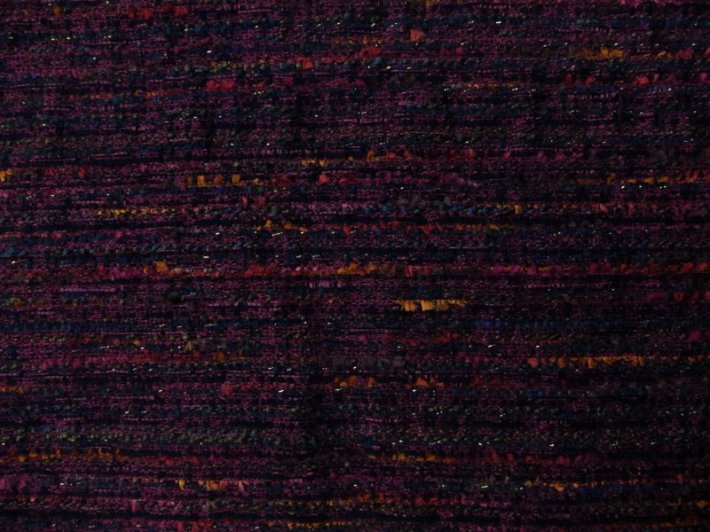 Acrylic Polyester Blend Tweed 1