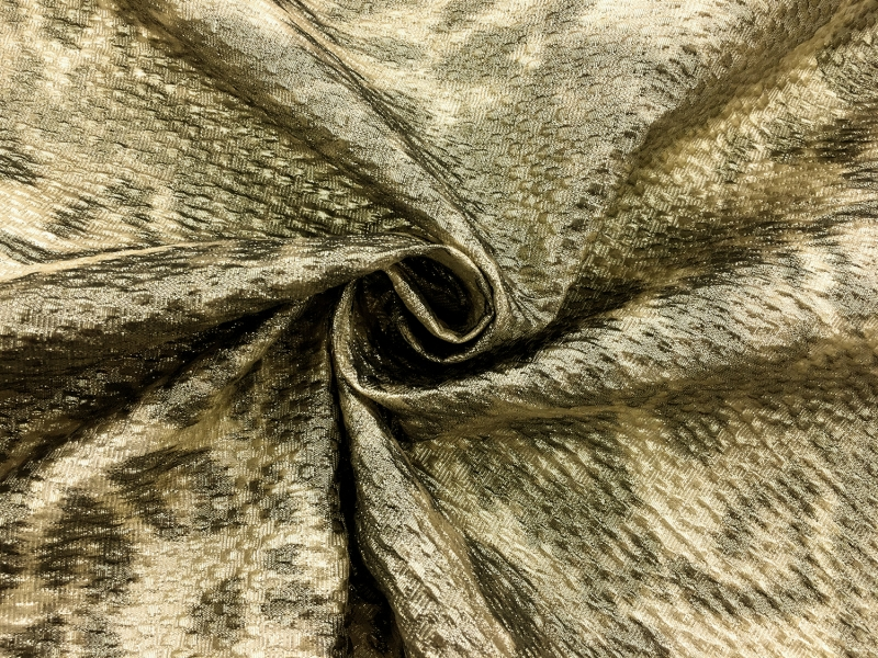 French Metallic Brocade0