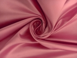 Italian Silk Duchesse Satin in Paris Pink0