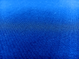 Heavy Silk and Wool in Cobalt0