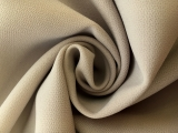 Polyester Stretch Crepe in Nude0