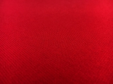 Poly Viscose Blend Knit in Red0