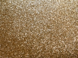 Glitter Canvas in Gold0
