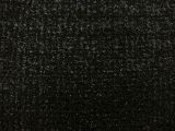 Wool and Nylon Lurex Tweed in Black0