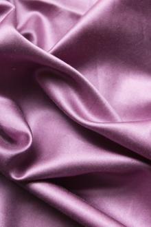 Silk and Cotton Sateen in Wisteria0