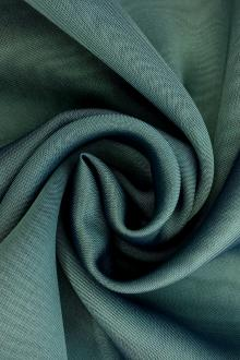Iridescent Polyester Chiffon in Ocean0