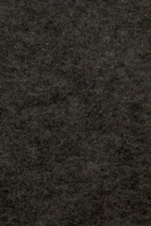 Wool Felt 1mm in Heather Charcoal0