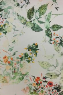 Japanese Cotton Lawn Digital Floral Print0