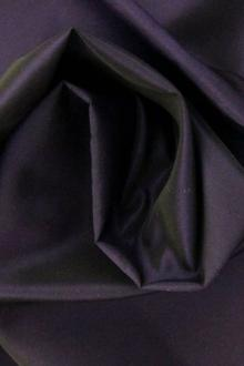 Taffeta Rainwear in Black Purple0