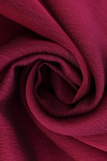 Iridescent Polyester Chiffon in Ruby0
