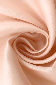 Silk and Polyester Zibeline in Blush0