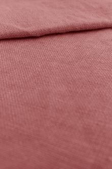 Stone Washed Linen in Cassis0