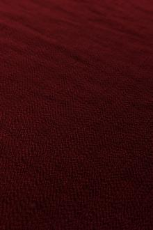 Rayon Nylon Crepe in Oxblood0