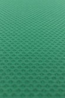 Italian Cotton Lycra Pique in Sea green0